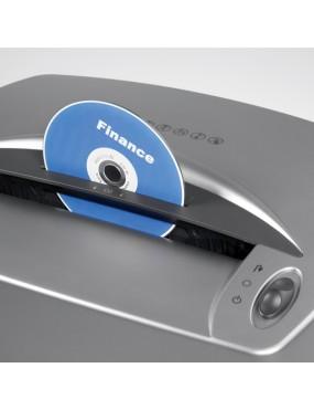 L'Intimus 2500 S a une fente pour le papier,  les CD et les cartes bancaires