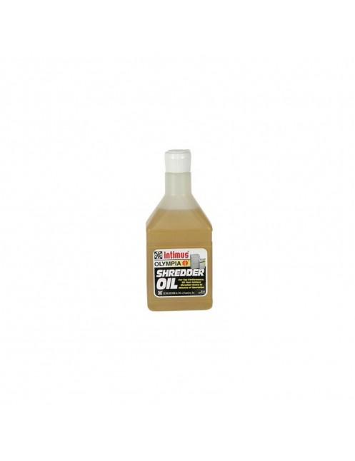 Burette 110 ML d'huile lubrifiante pour destructeurs coupe croisée