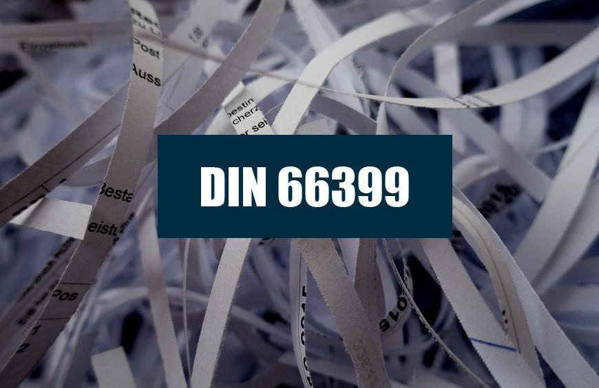La norme de sécurité des destructeurs : DIN 66399