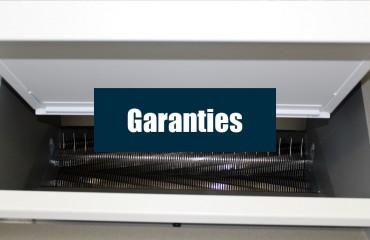 Jusqu'à 30 ans de garantie sur les blocs de coupe Intimus